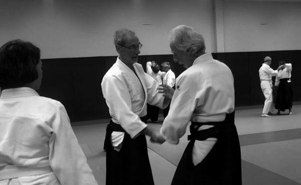Image d'illustration de la page aïkido seniors