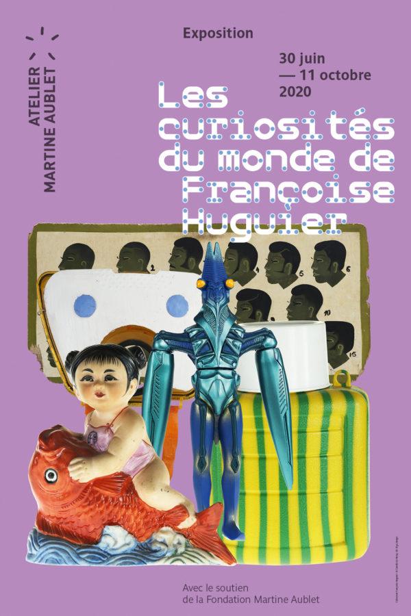 Affiche de l'événement sortie les curiosités du monde de françoise 160