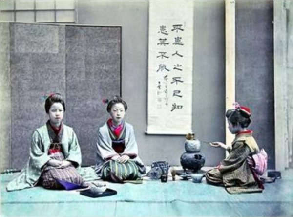 Image d'illustration de l'article actualité japon albums de photographies anciennes