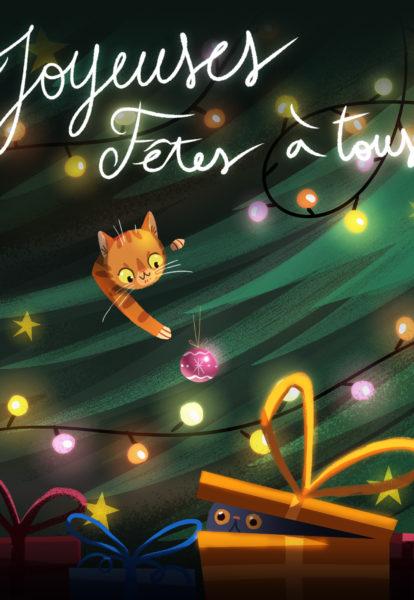 Image d'illustration de l'article actualité joyeuses fêtes à toutes et à 160