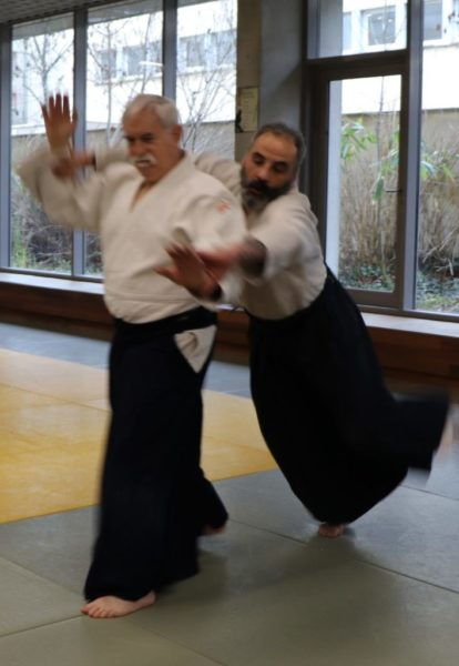 Image d'illustration de l'article lecture post-it réflexions sur ushiro waza par jean marc 160