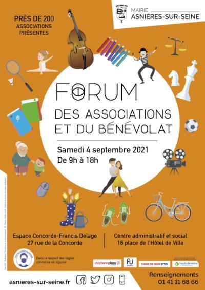 Image d'illustration de l'article actualité forum des associations samedi 4 septembre 160