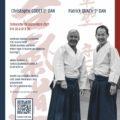 Affiche de l'événement stage préparation aux passages de grades aïkido